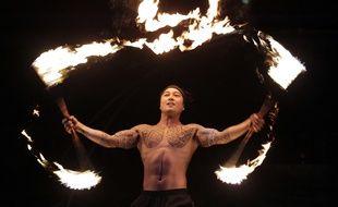 """Les arts du cirque bénéficieront d'un """"équipement structurant"""" selon la Métropole de Lyon."""