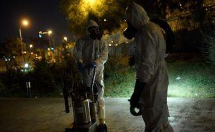 Coronavirus: Bouclage de Madrid malgré l'opposition des autorités locales (Illustration)