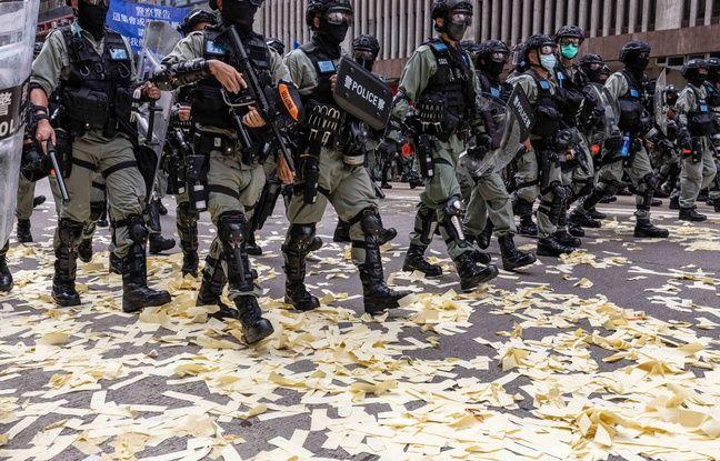 Hong Kong: Facebook, Google et Twitter s'insurgent contre la loi sur la sécurité
