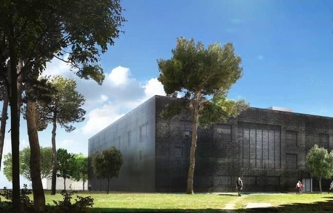 Le futur bâtiment d'Ubisoft Montpellier