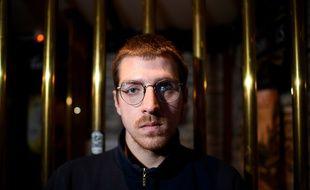 Touché par un tir de LBD lors d'une manifestation contre la loi Travail en 2016, Jean-François Martin a perdu l'usage de son œil gauche.
