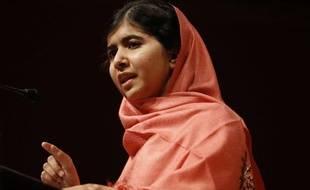 La Pakistanaise Malala Yousafzaï le 27 septembre 2013 à Cambridge.