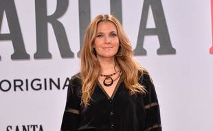 L'actrice Drew Barrymore