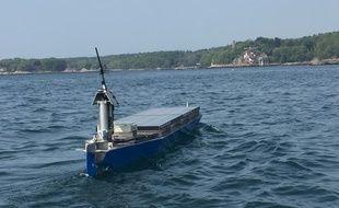 Le «Solar Voyager» tente la traversée de l'Atlantique sans pilote.