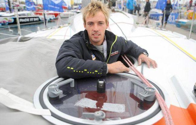 Le skipper Thomas Ruyant souhaiterait prendre le départ du Vendée Globe en 2016.
