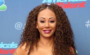 La chanteuse Mel B des Spice Girls