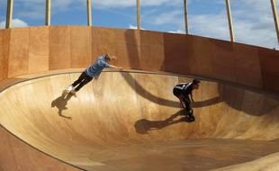 Skate ô drome, école d'architecture