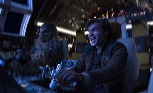 Alden Ehrenreich dans Solo - A Star Wars Story de Ron Howard