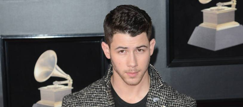 L'acteur et chanteur Nick Jonas