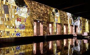 Une des premières expositions aux Bassins de Lumières à Bordeaux, sera consacrée à Gustav Klimt