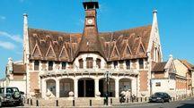 La Maison Cantonale, sur la rive droite à Bordeaux
