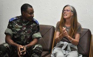 L'Italienne Maria Sandra Mariani, enlevée le 2 février 2011 en Algérie par des membres d'Al-Qaïda au Maghreb islamique (Aqmi), a été libérée et a quitté Ouagadoudou pour l'Italie, a-t-on appris mardi de sources officielles