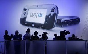 Conférence de presse de Nintendo, à Los Angeles, le 11 juin 2013.