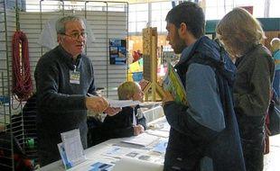 La Maison de la nature et de l'environnement (MNEI), qui regroupe 33 associations, sera présente à Naturissima.