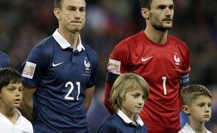 Les Bleus de Lloris et Koscielny seront à Nantes fin mai.