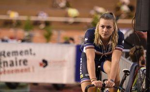 Mathilde Gros, talent énorme (désolé, fallait bien la faire à un moment)