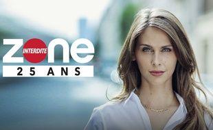 Ophélie Meunier présente un numéro spécial de «Zone interdite» pour les 25 ans du magazine de M6, le 4 novembre 2018.