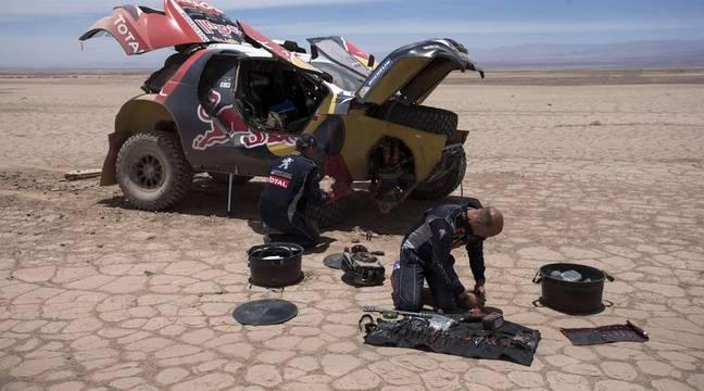 Dakar 2015: A quoi reconnaît-on un bon copilote?