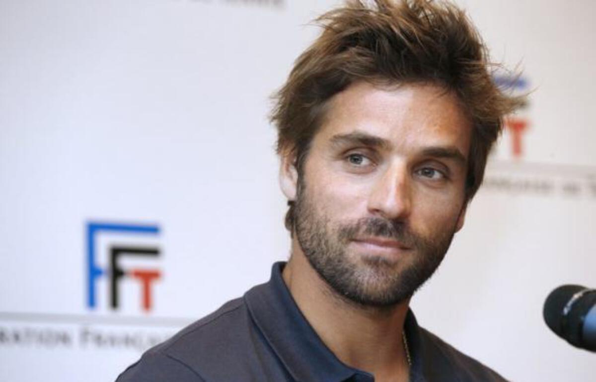 Le nouveau capitaine de l'équipe de France fera son baptême en Coupe Davis, avec la réception d'Israël au 1er tour du Groupe mondial du 1er au 3 février 2013 – Thomas Samson afp.com