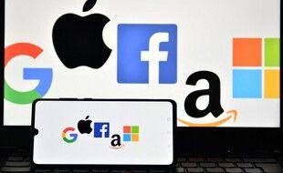 Les Gafam (Google, Apple, Facebook, Amazon, Microsoft) seraient concernées par cette nouvelle taxe, mais pas seulement. (illustration)
