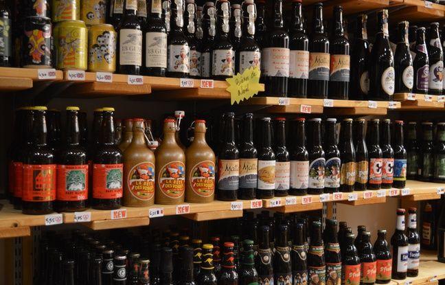 Parmi ces bières de plus en plus vendues chez Strasbourg bière import, des alsaciennes, des vosgiennes, des mosellanes, mais aussi des belges.