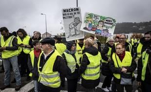 Le mouvement des «gilets jaunes» a donné lieu à plus d'un millier de rassemblements à travers la France
