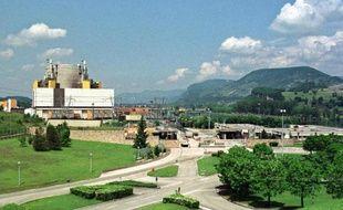La centrale nucléaire Superphénix de Creys-Malville (Isère) a été survolée par un drone.