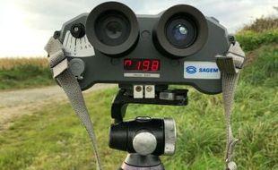 Le motard a été flashé à 198 km/ lundi sur une route départementale du Finistère limitée à 80.