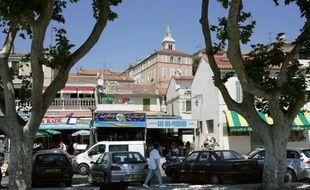 Le quartier de l'Estaque, à Marseille.