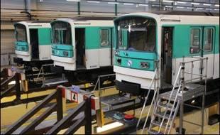 La RATP a exposé mercredi son vaste programme de modernisation du métro parisien, qui concerne les 20 prochaines années et passe par le renouvellement des rames, ainsi que la mise en place de nouveaux systèmes d'exploitation, comme l'automatisation de la ligne 1.