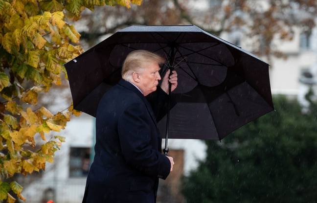 11-Novembre: Le petit-fils de Winston Churchill critique la conduite de Donald Trump