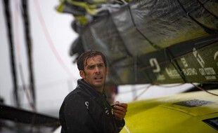 Charlie Dalin a vécu des derniers jours compliqués dans l'océan Indien.