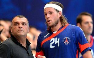 Le titre de champion de France pourrait se jouer par anticipation avec le déplacement du Paris SG à Chambéry, les deux seules équipes à avoir fait le plein de victoires jusque-là, jeudi lors de la 6e journée de la D1 de handball.