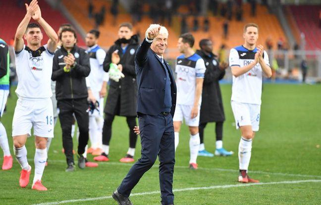 Coronavirus: L'entraîneur de l'Atalanta avait le Covid-19 pendant le match à Valence de Ligue des champions