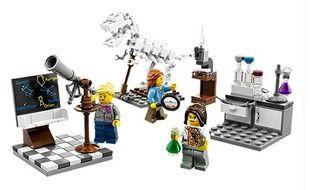 Lego a lancé dimanche