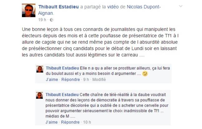 Les messages postés par le maire de la Salvetat-sur-Agoût