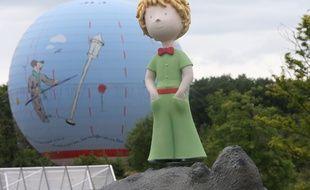 Le parc du Petit Prince à Ungersheim a accueilli 80.000 visiteurs depuis son ouverture début juillet 2014. (Archives)