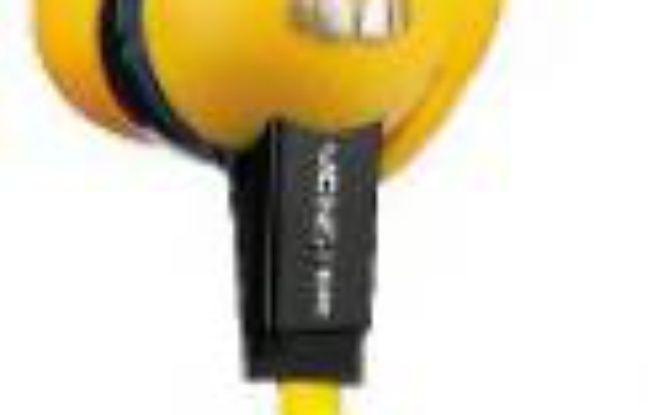 Le casque iSport est disponible dans plusieurs coloris.