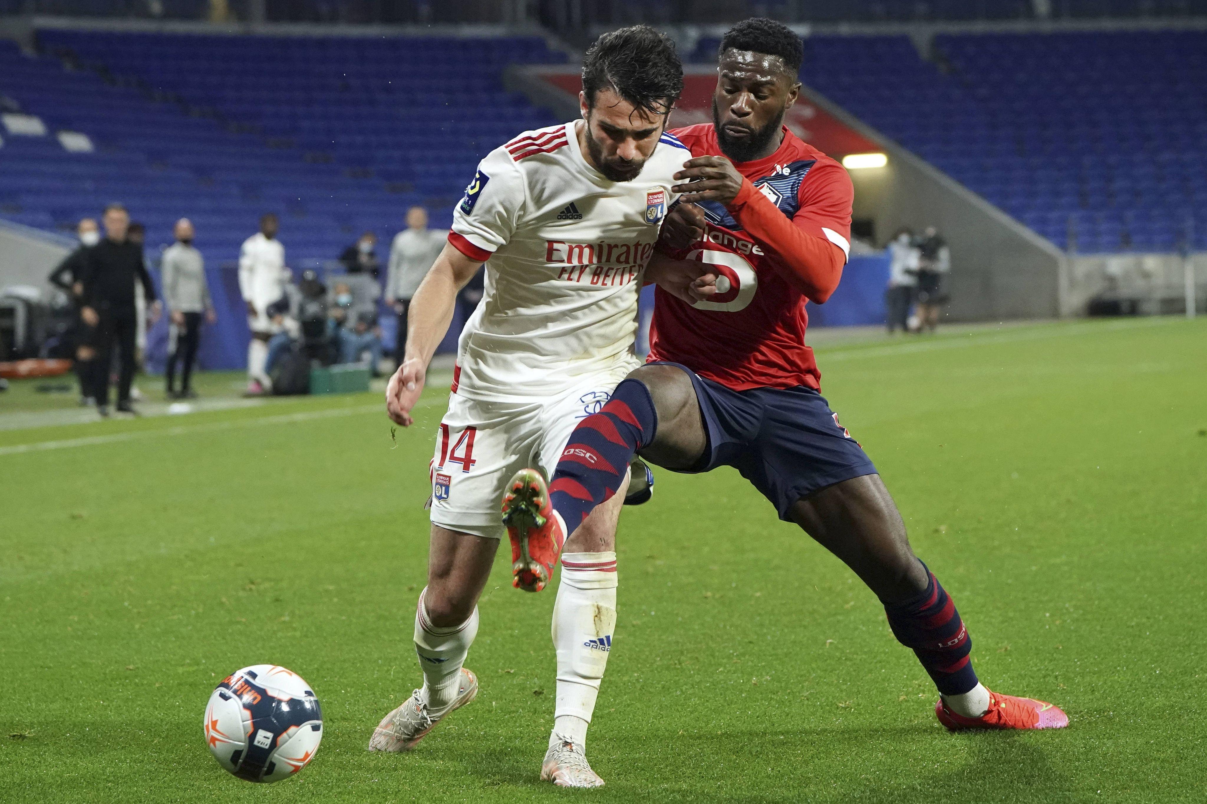 OL-Losc: «Abattus» par leur semaine galère, les Lyonnais ont-ils dit adieu à la Ligue des champions?