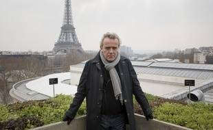 Le chef du restaurant L'Arpège, Alain Passard, le 3 avril 2013.