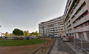 Le quartier de la Reynerie, à Toulouse.