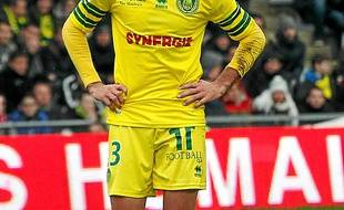 L'attaquant Itay Shechter.