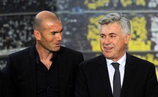 Real Madrid: Le retour d'Ancelotti pour vite tourner la page Zidane (Archives)