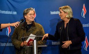 De l'aveu de Marine Le Pen,