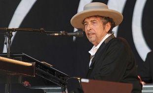 Bob Dylan aux Vieilles Charrues en 2012