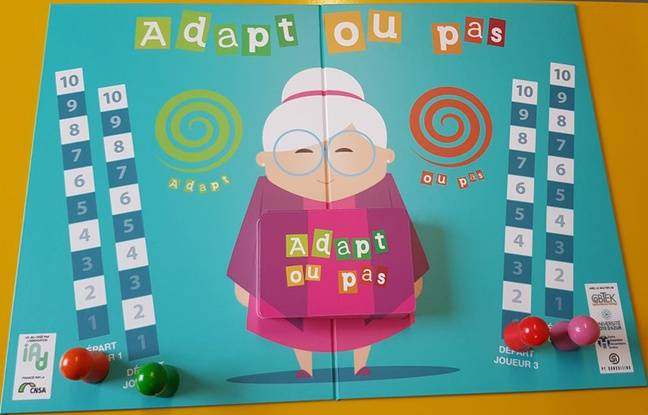 Adapt'ou pas, version mamie