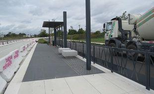 Le premier tronçon du BUN, le boulevard urbain nord de Toulouse, a été inaugurée en 2015. (Illustration)