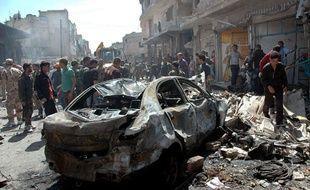 La ville de Homs en Syrie est assiégée depuis deux ans.