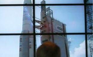 Près de 650 personnes ont assisté, depuis  la Cité de l'espace, au lancement d'Ariane 5.