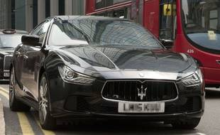 C'est une voiture de ce type, une Maserati Ghibli, qui est impliqué dans l'accident mortel.